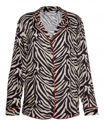 Rania Chemise Zebra